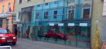 Ehemalige Bawag Filiale in St.Veit/Glan