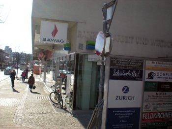 ehemalige BAWAG Filiale Feldkirchen