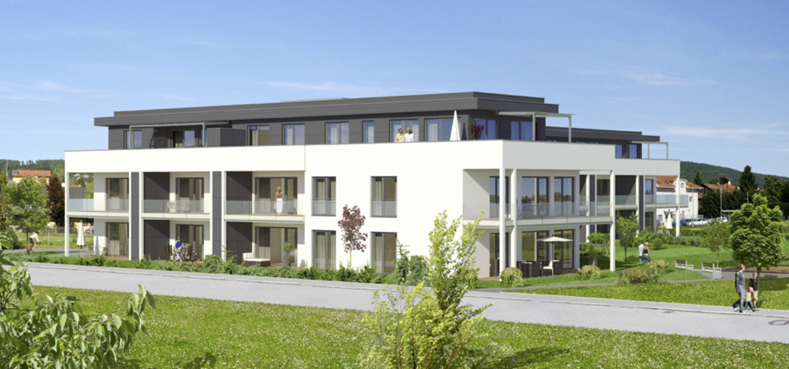 Wohnprojekt Velden mittig
